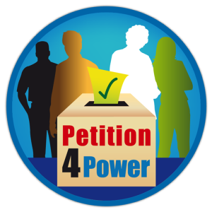 Petition 4 Power App Logo