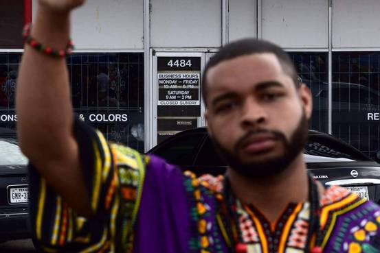 Micah X Johnson